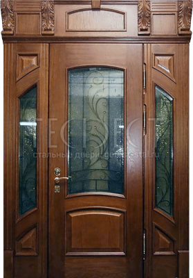 Металлическая входная дверь Гефест-152