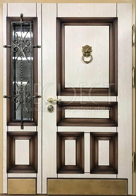 Стальная дверь Гефест-155