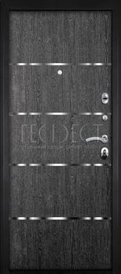 Металлическая дверь Гефест-206
