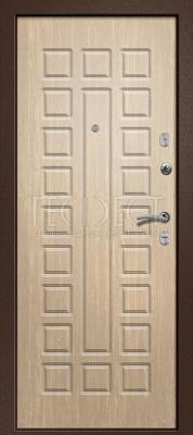 Металлическая дверь Гефест-218