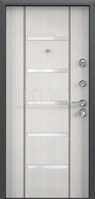 Металлическая дверь Гефест-222
