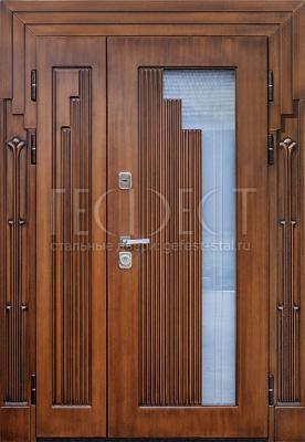 Металлическая дверь Гефест-233