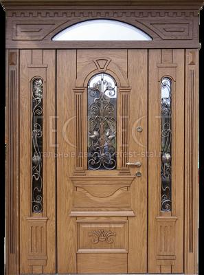 Железная дверь Гефест-245