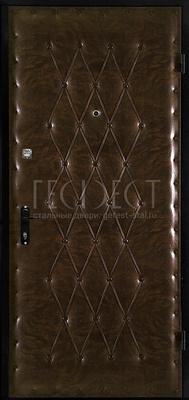 Железная дверь Гефест-512
