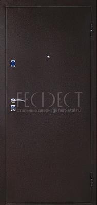 Железная дверь Гефест-503