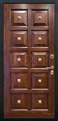 Металлическая дверь Гефест-657