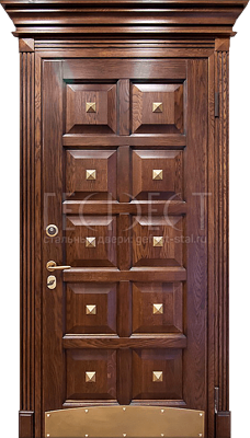 Железная дверь Гефест-657