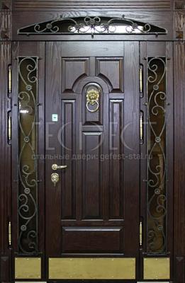 Стальная дверь Гефест-850