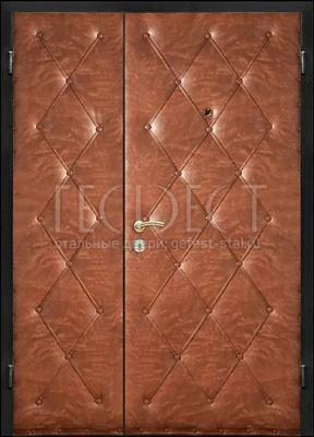 Металлическая дверь Гефест-114