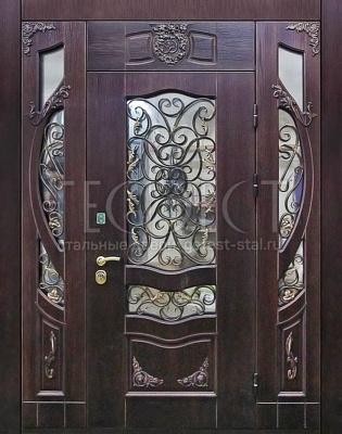 Металлическая входная дверь Гефест-901