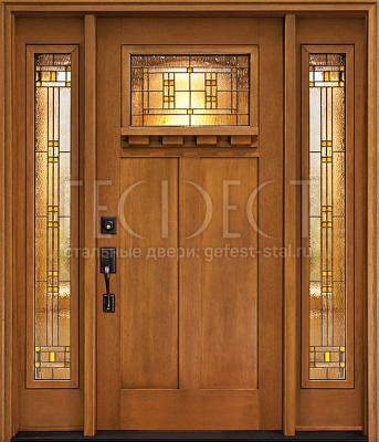 Стальная дверь Гефест-902