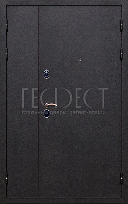 Стальная дверь Гефест-663
